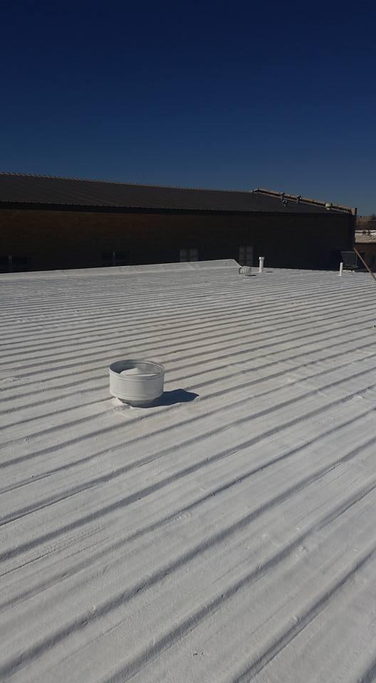 Roof Spray Foam Seminole Texas