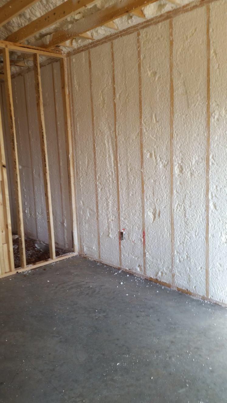 Spray Foam Insulation Seminole Texas